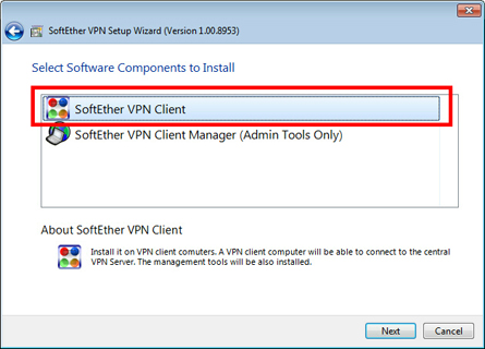 How to set up SoftEther VPN on Windows