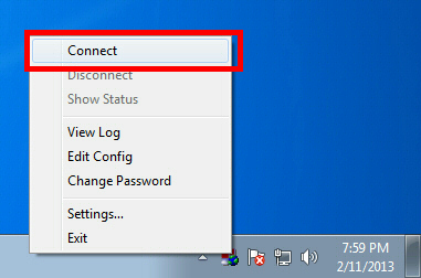 Connect to VPN Gate by Using OpenVPN Protocol
