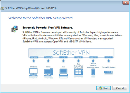 softether vpn gate client